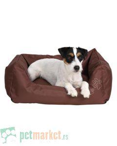 Trixie: Ležaljka za pse Drago braon