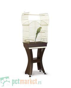 Imac: Kavez za srednje papagaje Calla Gold sa postoljem