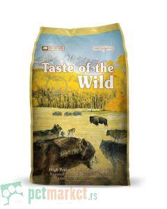 Taste of the Wild: High Prairie Canine