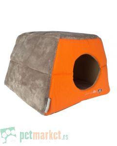 Rogz: Kućica ležaljka za mace Igloo Podz, Birds on Wire