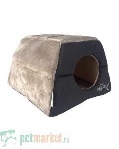 Rogz: Kućica ležaljka za mace Igloo Podz, Jumping Cat