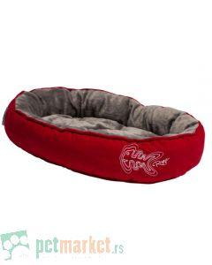 Rogz: Ležaljka za mace Tango Fishbone
