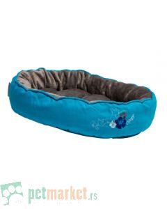 Rogz: Ležaljka za mace Blue Floral
