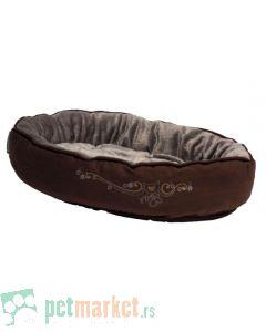 Rogz: Ležaljka za mace Bronze Filgree
