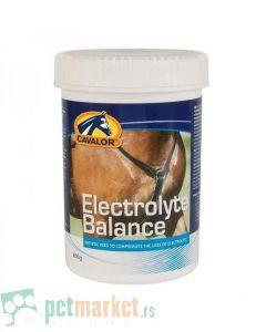 Cavalor: Dodatak ishrani za nadoknadu elektrolita kod konja Electrolyte Balance, 800 g