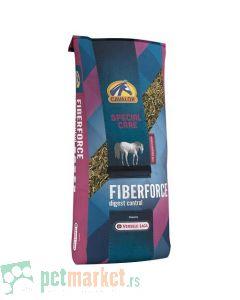 Cavalor: Dopunska hrana za konje sa gastrointestinalnim problemima Fiber Force, 15 kg