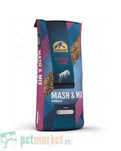 Cavalor: Dopunska hrana za konje Mash&Mix, 15 kg
