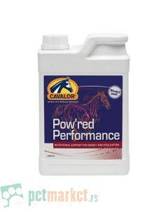 Cavalor: Dodatak ishrani za konje sa većom energetskom potrebom Pow`red Performance, 2 l