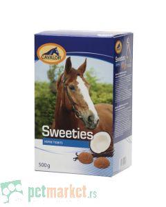 Cavalor: Nagradna poslastica za konje Sweeties, 500 gr