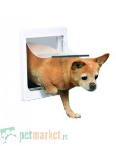 Trixie: Vrata za pse sa dve funkcije za pse veličine XS-S