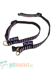 Pet Line: Ogrlica za pse Apricot Toy Poodle