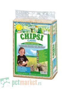 Chipsi: Podloga za glodare Classic