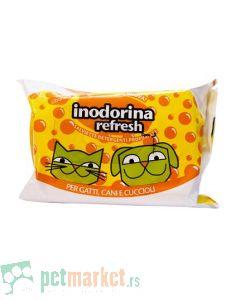 Inodorina: Vlažne maramice Refresh Citronela, 40 kom