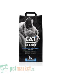 Cat Leader: Posip za mačke Classic, 5 kg