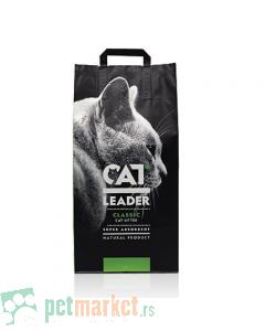 Cat Leader: Posip za mačke Clumping, 5 kg