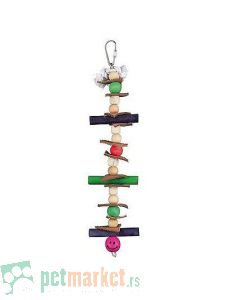 Trixie: Drvena igračka za ptice