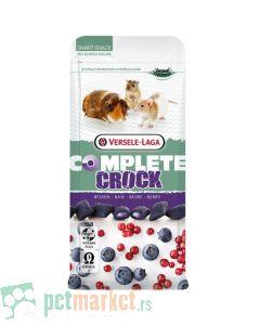 Versele Laga: Poslastica za male glodare sa biljem Crock Complete Berry, 50 gr