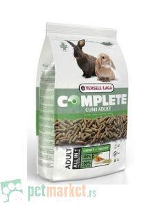 Complete: Hrana za odrasle zečeve Cuni Adult, 500 gr