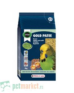 Orlux: Meka hrana za male papagaje Gold Patee Small Parakeet, 1 kg