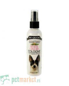 Bio Groom: White Ginger Cologne Dezodorans, 118 ml