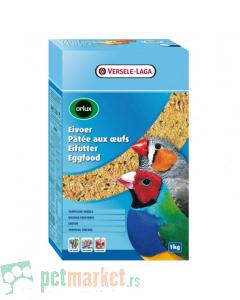 Orlux: Jajčana hrana za australske zebice i egzote Tropical Birds