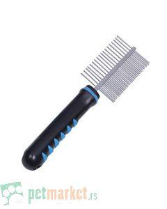 Starline: Dvostrani češalj za sve tipove dlake Medium/Fine Comb