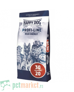 Happy Dog: Profi Line High Energy, 20 kg