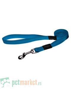 Rogz: Povodac za pse Utility, svetlo plavi