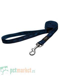 Rogz: Povodac za pse Alpinist, plavi