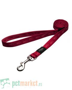 Rogz: Povodac za pse Alpinist, crveni