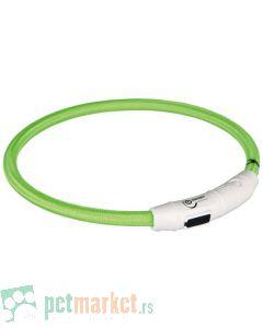 Trixie: Svetleća ogrlica sa USB-om Flash Light Ring