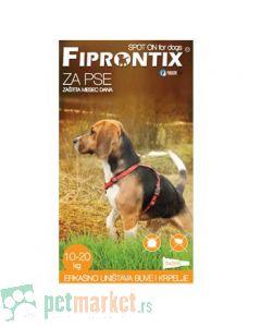 Fiprontix: Ampule protiv kožnih parazita za srednje rase Firprontix Spot On