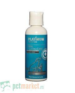 Platinum: Gel za uklanjanje kamenca Oral Clean&Care Forte, 120 ml