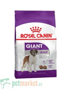 Royal Canin: Size Nutrition Giant Adult