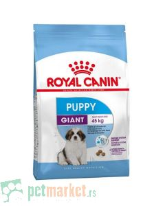 Royal Canin: Size Nutrition Giant Puppy