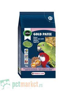 Orlux: Meka hrana za velike papige i papagaje Gold Patee Large Parakeets & Parrots