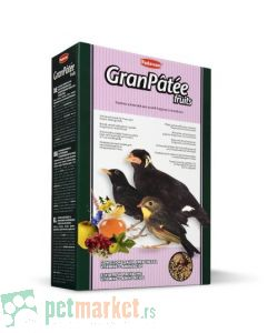 Padovan: Hrana za insektojede i voćojede Gran Patee Fruits, 1 kg