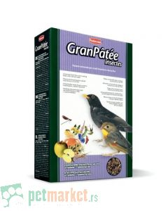 Padovan: Hrana za insektojede i voćojede Gran Patee Insectes, 1 kg