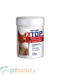 Artero: Preparat za zaustavljanje krvarenja živca na noktima Xtop