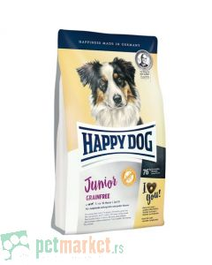 Happy Dog: Hrana za mlade pse Suprime Junior Grainfree