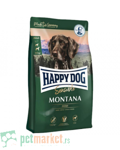 Happy Dog: Hrana za pse Suprime Sensible Nutrition Montana