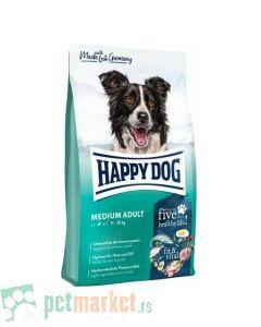Happy Dog: Supreme Fit & Wel Adult Medium, 12.5 kg
