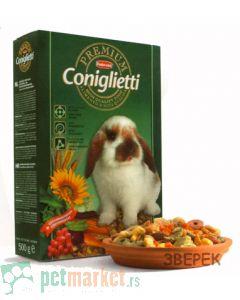 Padovan: Premium Coniglietti, 500 g