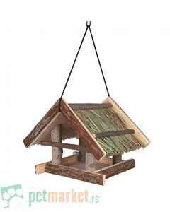 Trixie: Drvena hranilica za ptice Natural