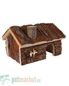 Trixie: Drvena kućica za glodare Hendril