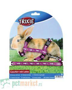 Trixie: Povodac i am  za zeca, ljubičasti