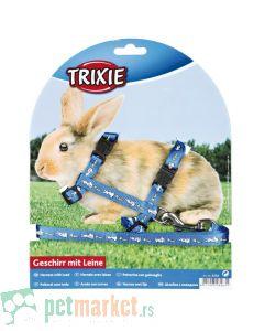 Trixie: Povodac i am  za zeca, plavi
