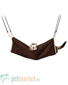 Trixie: Ležaljka-tunel za feretke