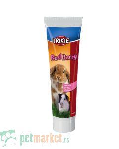 Trixie: Pasta za izbacivanje dlake sa crvenim bobicama, 100 gr
