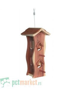 Trixie: Drvena hranilica za ptice, Tip 1